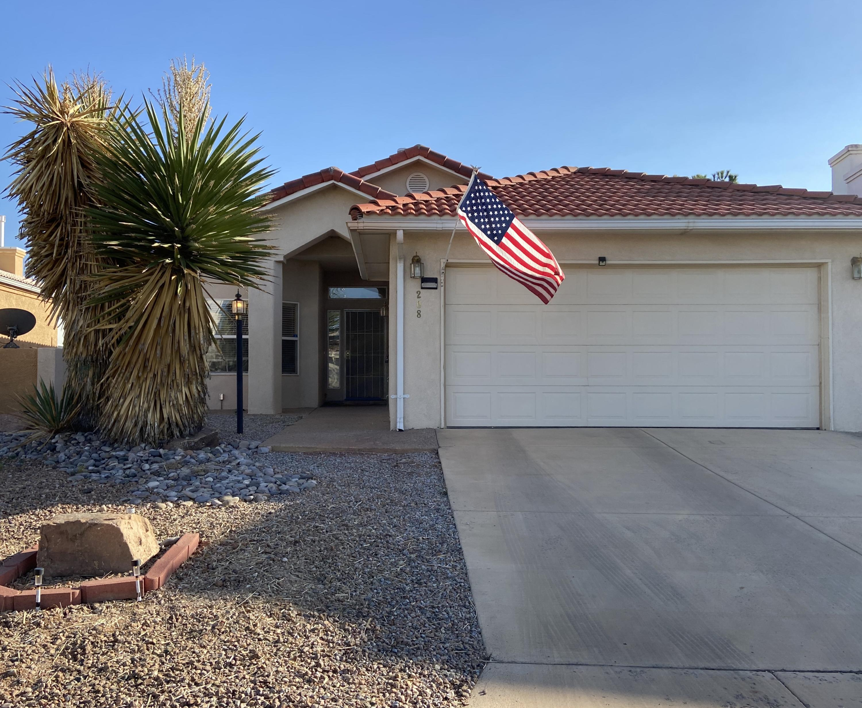 208 CHAPARRAL Loop SE Property Photo - Rio Rancho, NM real estate listing