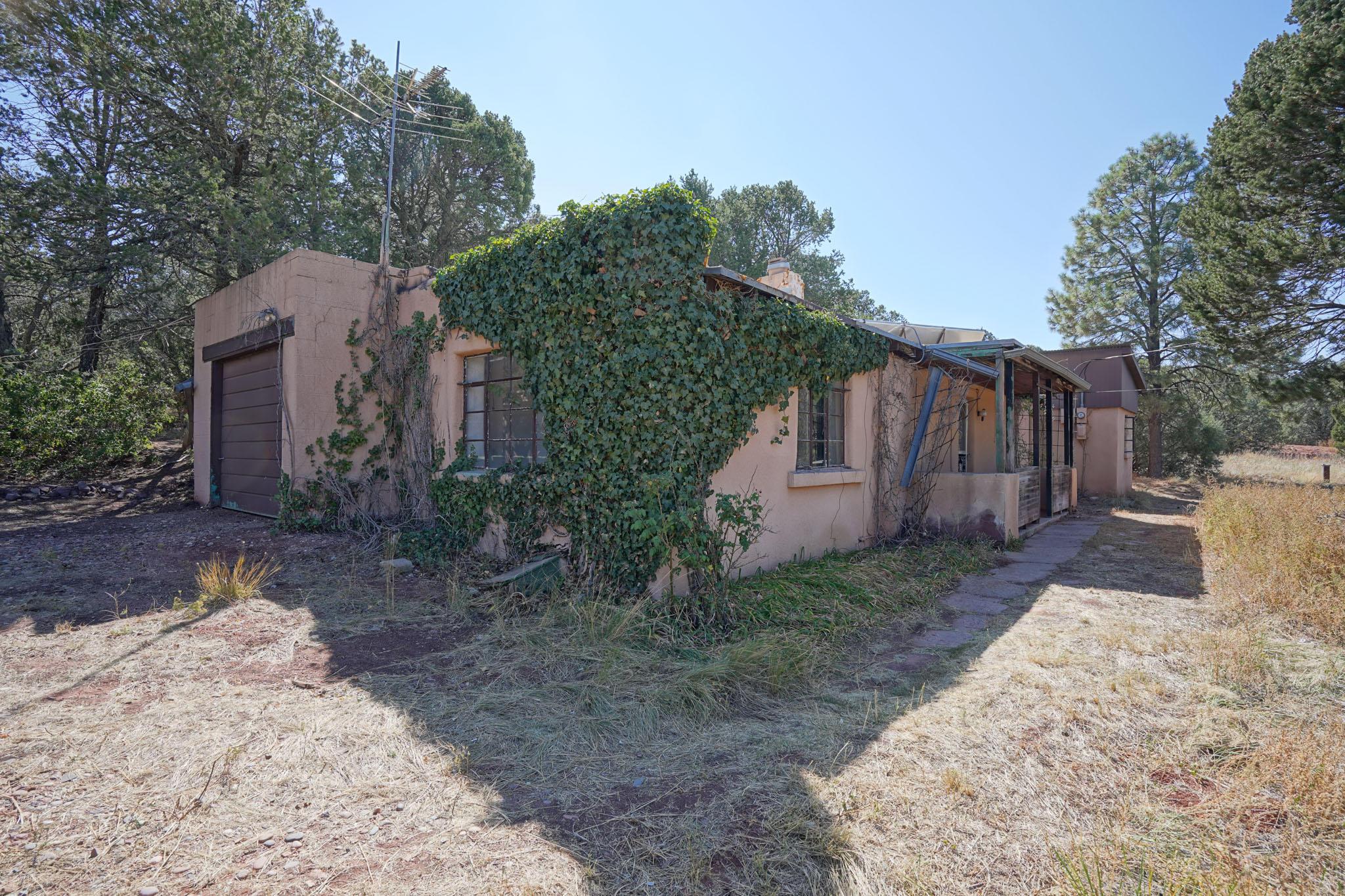 12371 N Highway 14 Property Photo - Cedar Crest, NM real estate listing