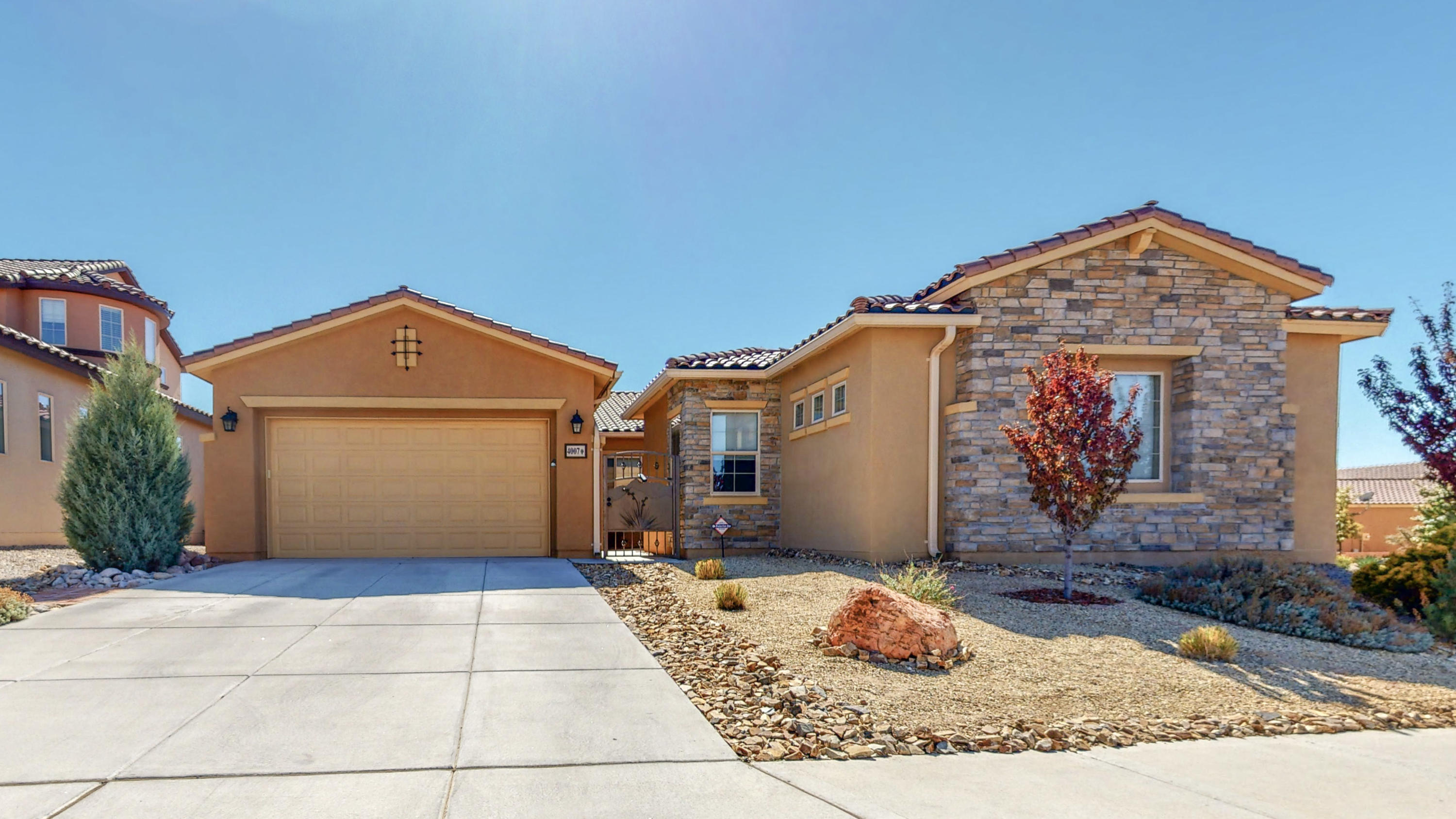 4007 PLAZA COLINA Lane NE Property Photo - Rio Rancho, NM real estate listing