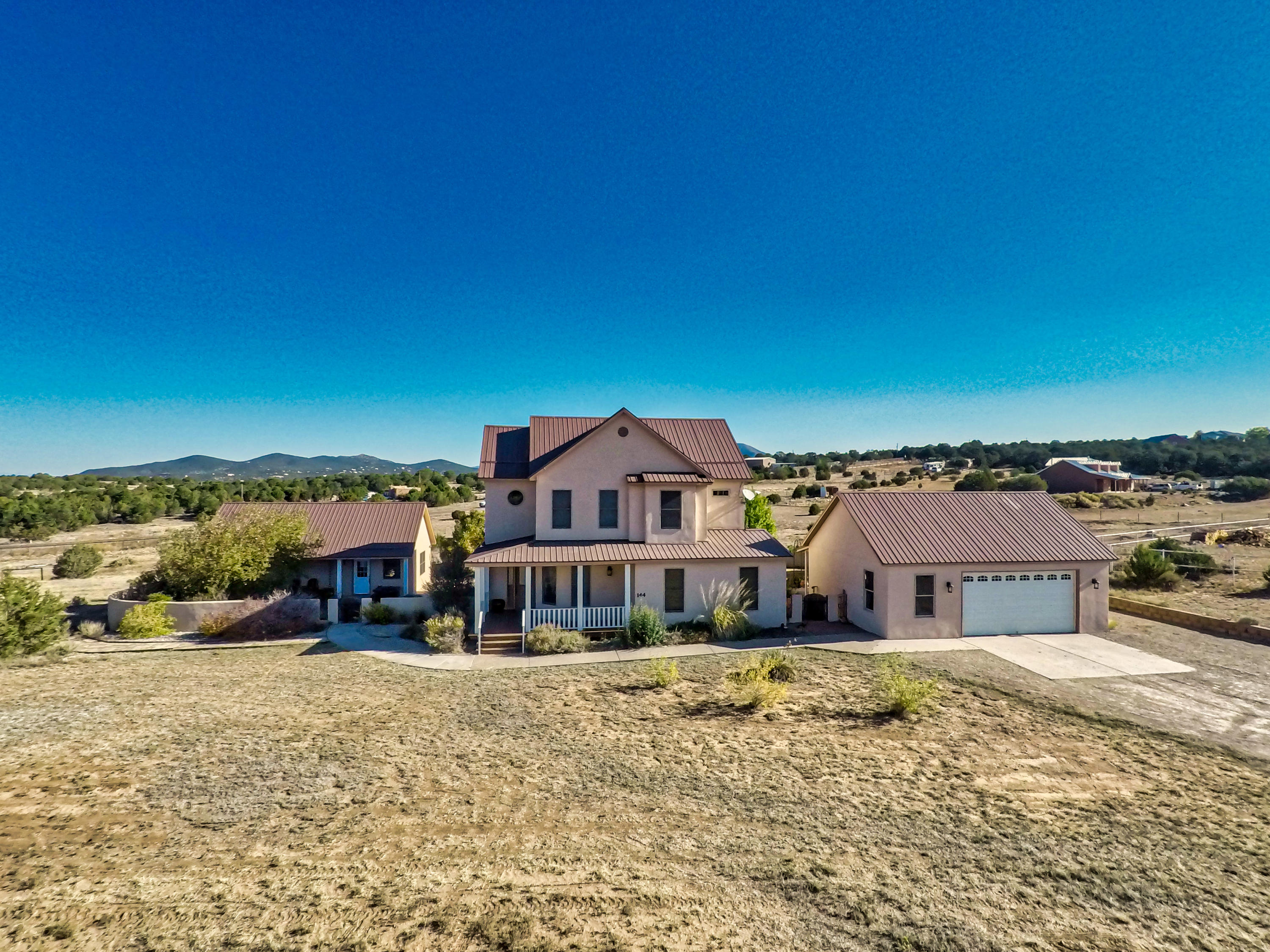 144 ELITE Drive Property Photo - Tijeras, NM real estate listing