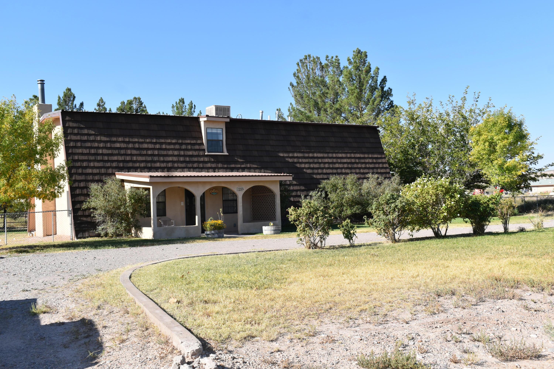 25 Palomas Circle Property Photo - Williamsburg, NM real estate listing