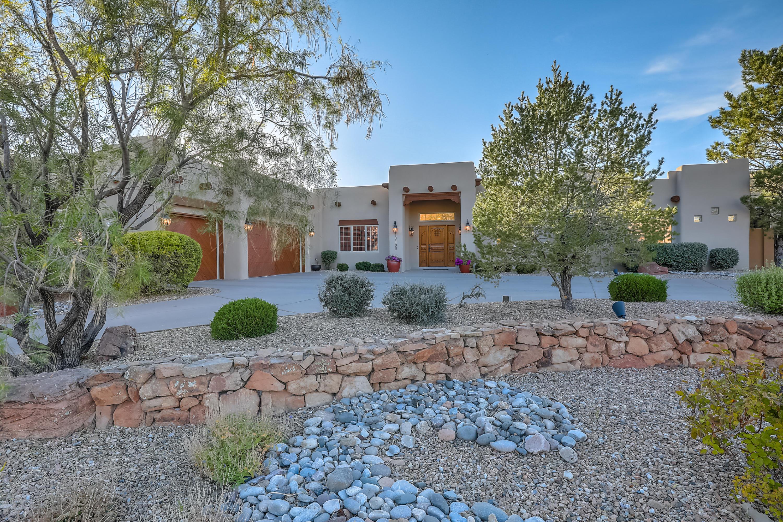 13109 CANYON EDGE Trail NE Property Photo - Albuquerque, NM real estate listing
