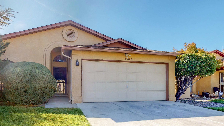 10824 CLYBURN PARK Drive NE Property Photo - Albuquerque, NM real estate listing