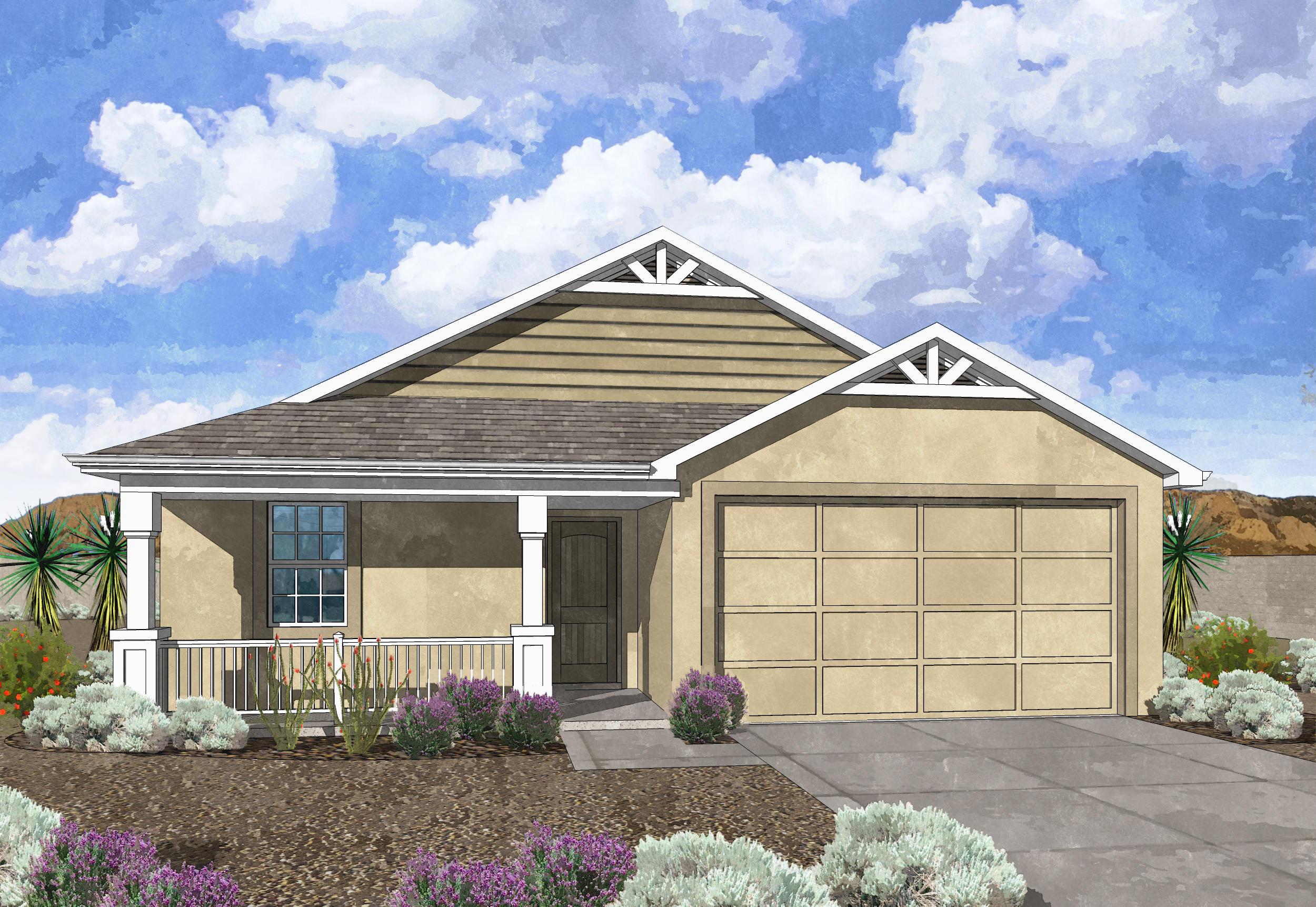 2333 Isabella Lane Property Photo - Belen, NM real estate listing