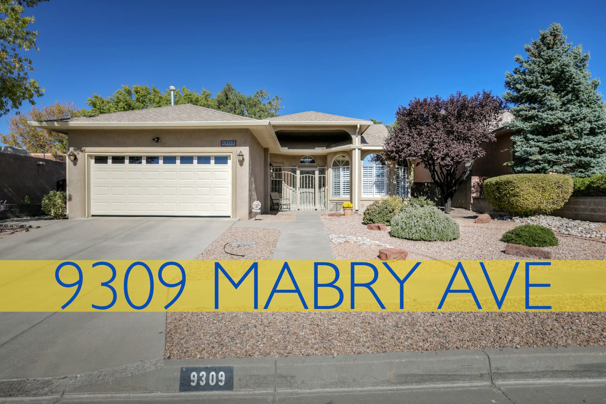 9309 Mabry Avenue NE Property Photo - Albuquerque, NM real estate listing
