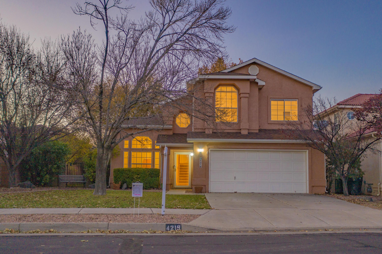 4219 RANCHO BONITO Drive NW Property Photo - Albuquerque, NM real estate listing