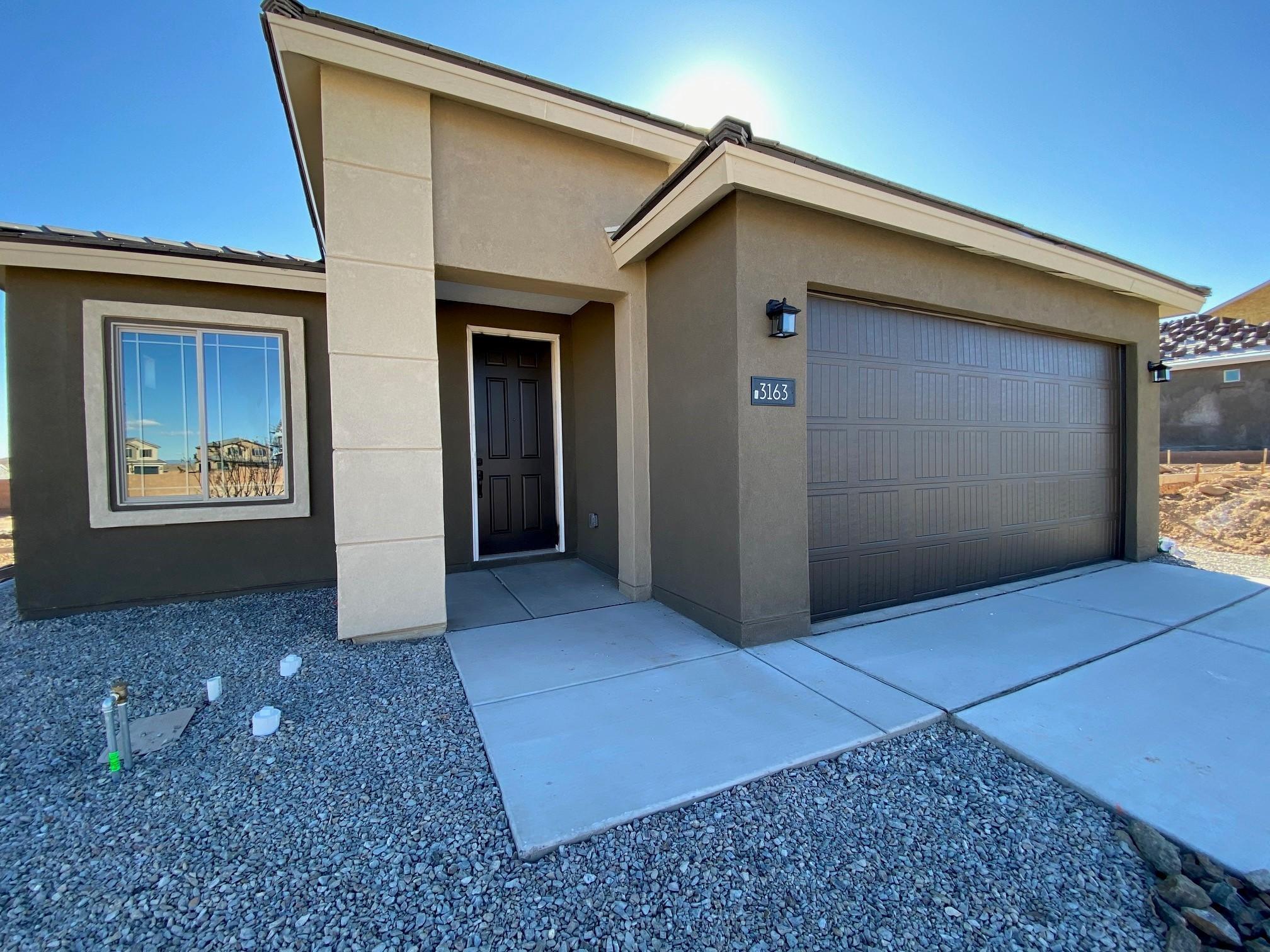 3163 Allyson Way NE Property Photo - Rio Rancho, NM real estate listing