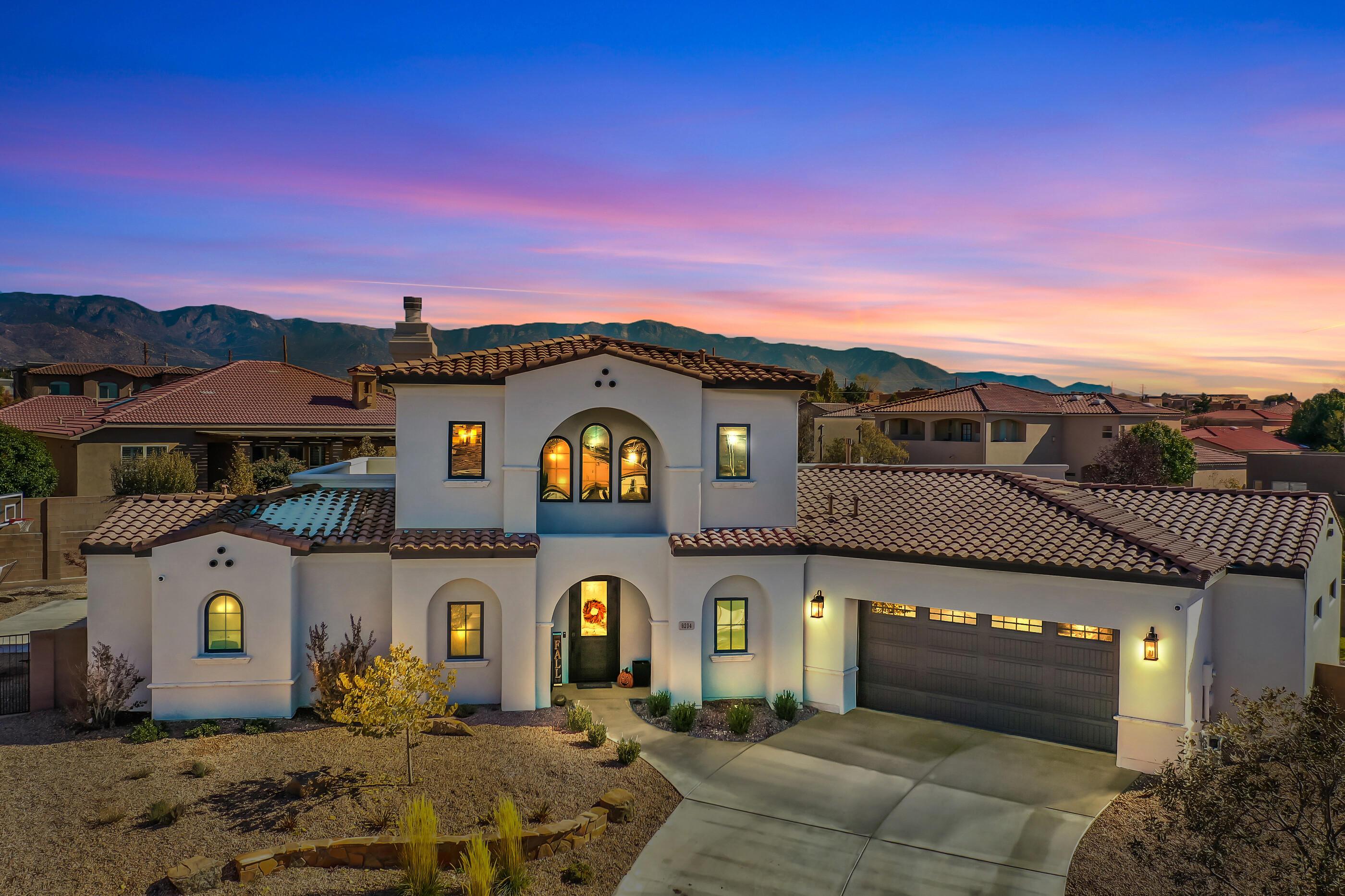 9204 LA TIERRA Court NE Property Photo - Albuquerque, NM real estate listing