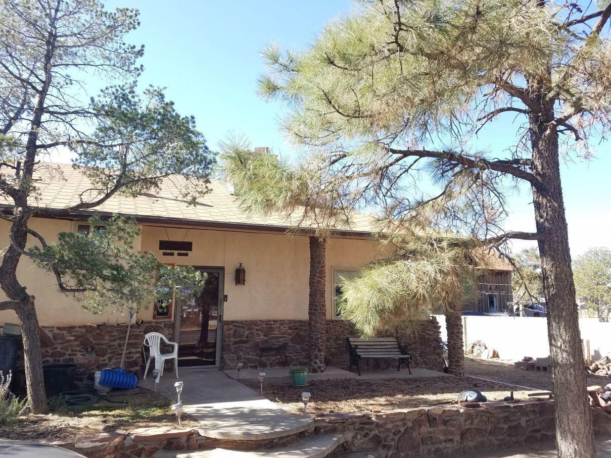 309 N RIPLEY Avenue Property Photo - Mountainair, NM real estate listing
