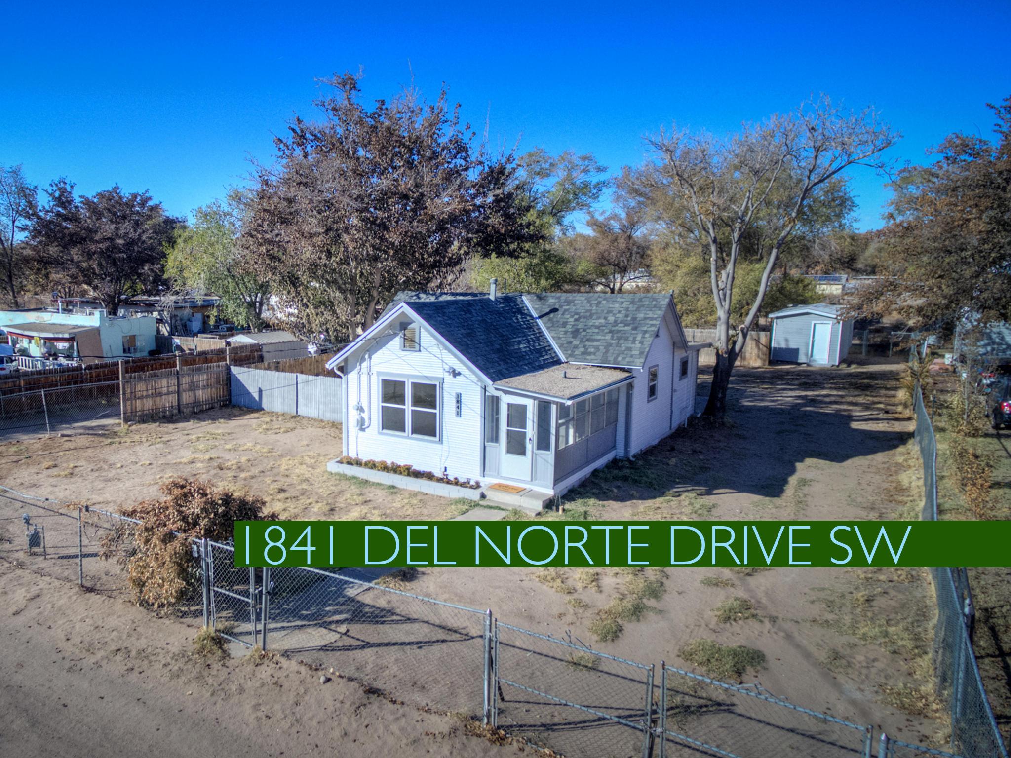 1841 Del Norte Drive Sw Property Photo