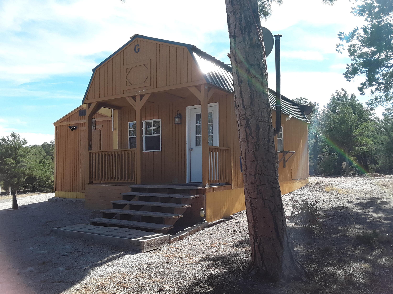 14 Lucero Lane Property Photo - Thoreau, NM real estate listing