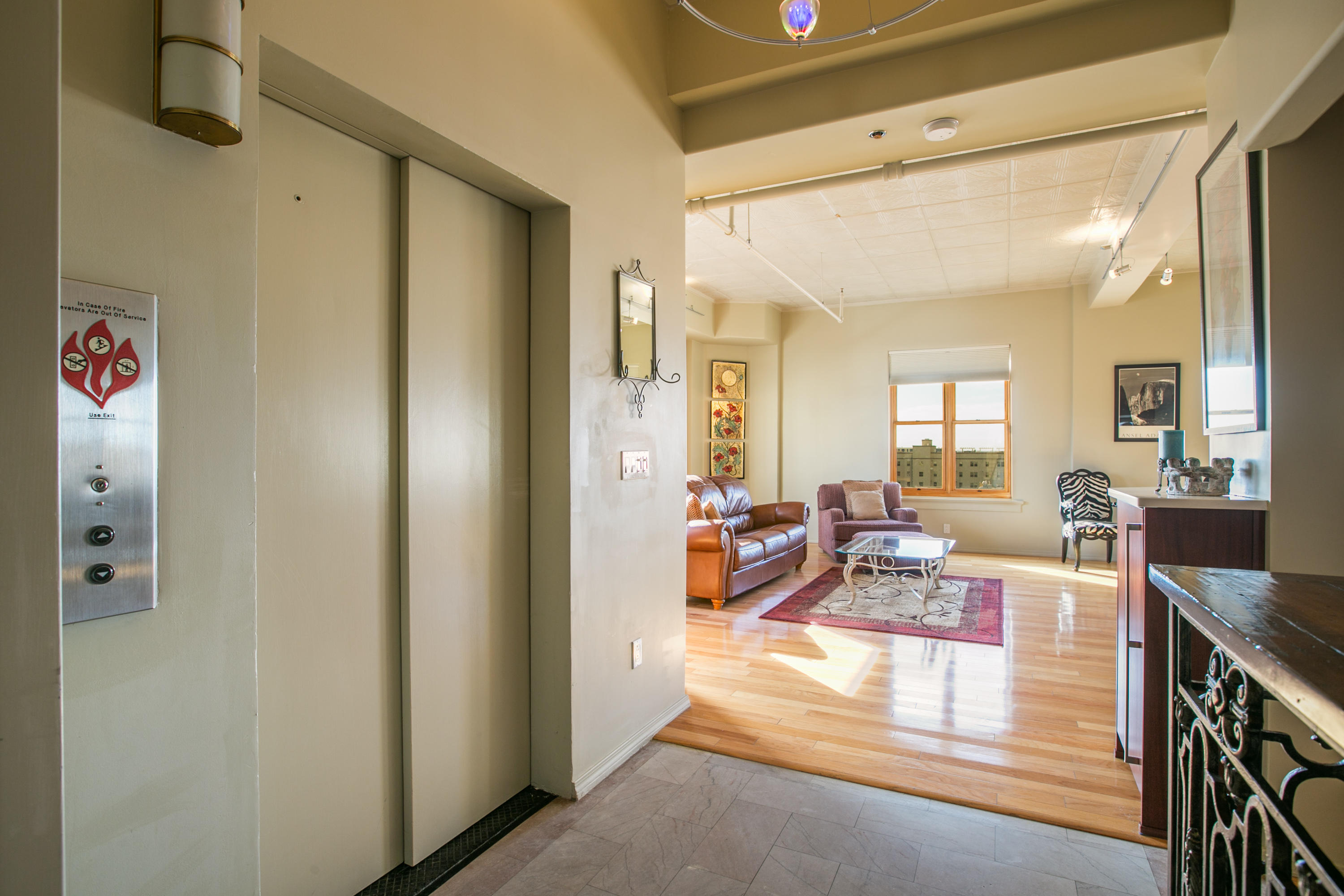 219 CENTRAL Avenue NW #401 Property Photo - Albuquerque, NM real estate listing