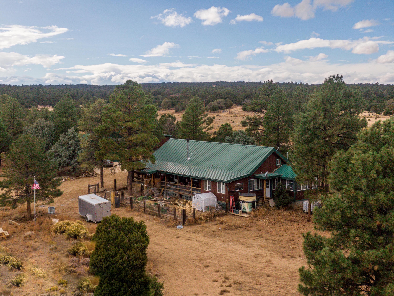 30 Bronco Lane Property Photo - Pie Town, NM real estate listing