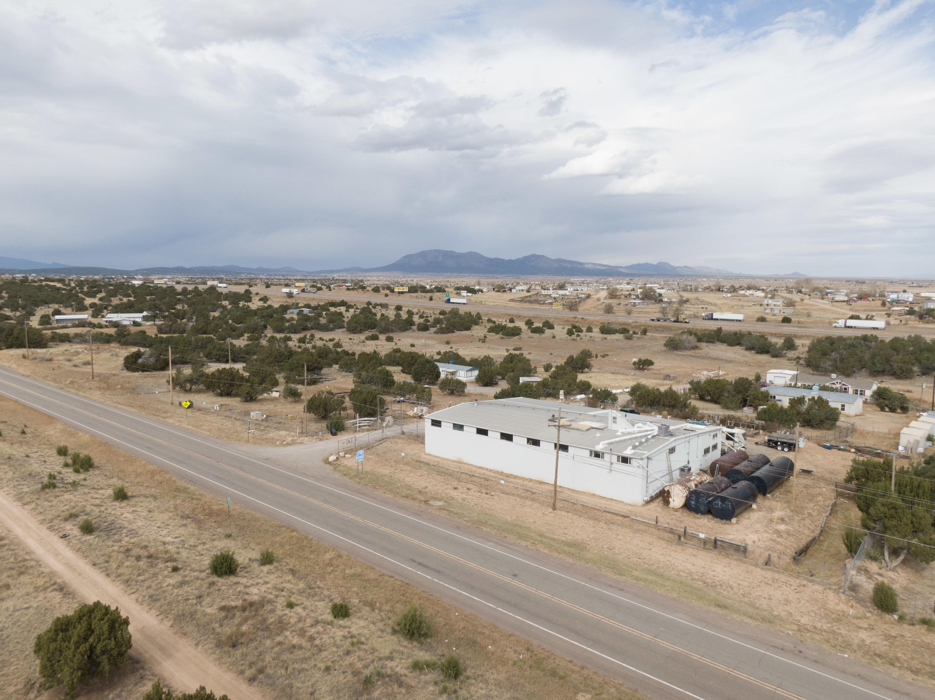 2077 Old US Highway 66 Property Photo - Edgewood, NM real estate listing