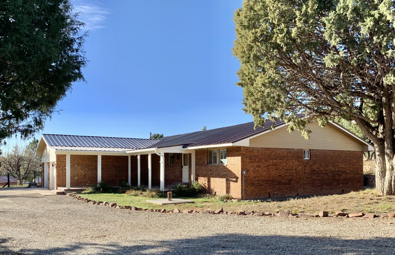 13 CORTE DE CANONCITO Road Property Photo - Cedar Crest, NM real estate listing