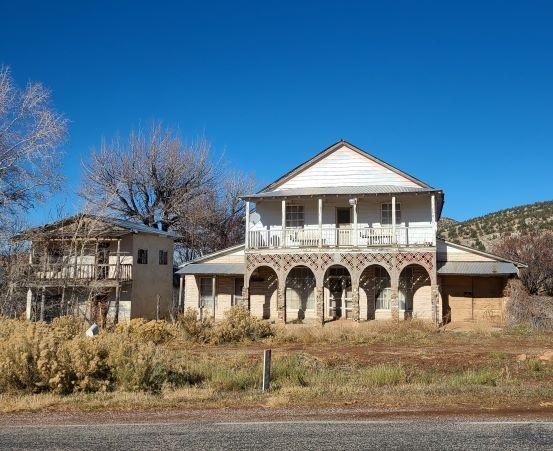 Hwy 96 Property Photo - Gallina, NM real estate listing