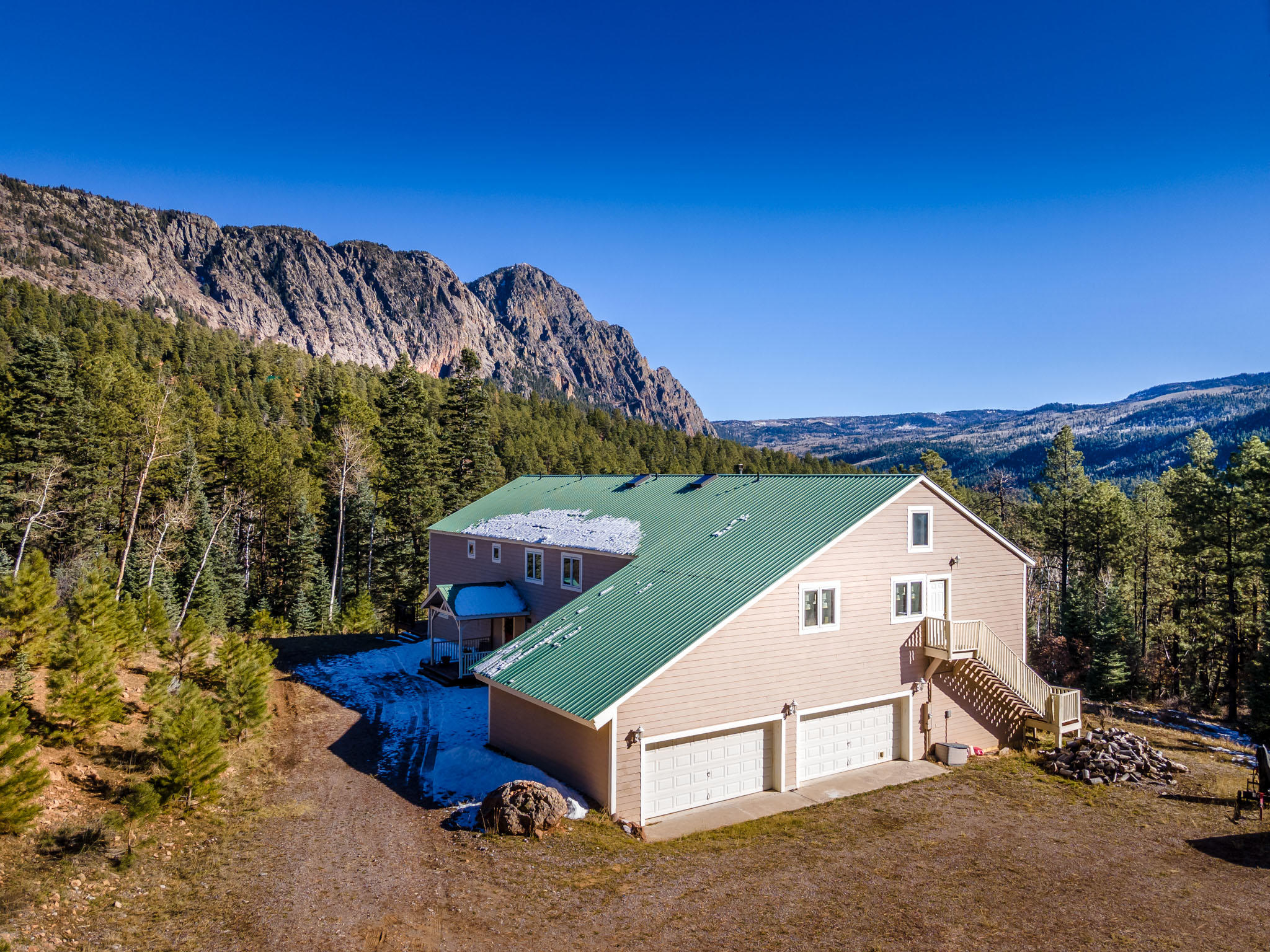 2 Canyons End Property Photo - Chama, NM real estate listing