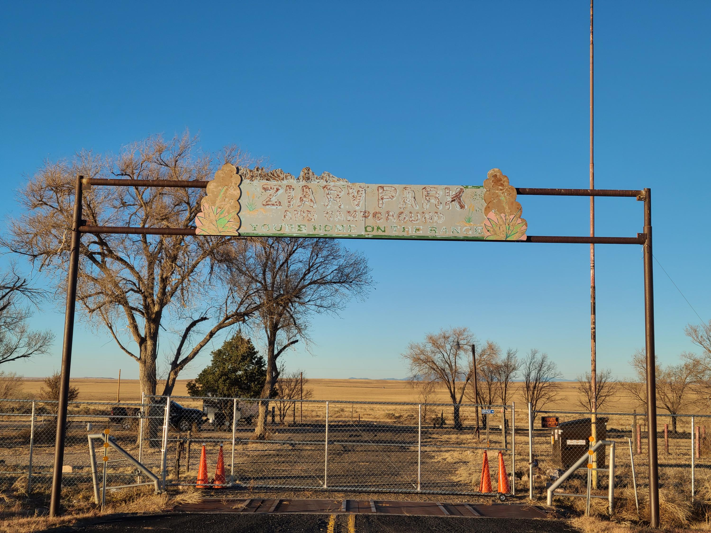 740 E ABRAHAMES Road Property Photo - Moriarty, NM real estate listing