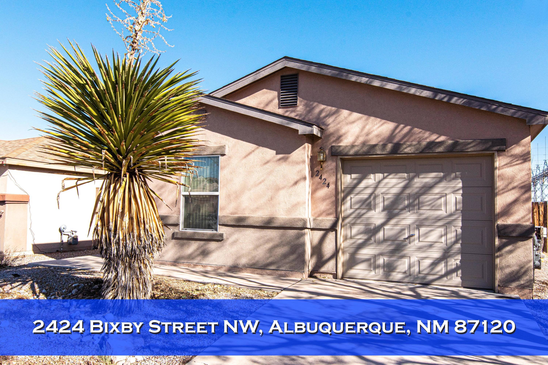 2424 Bixby Street Nw Property Photo