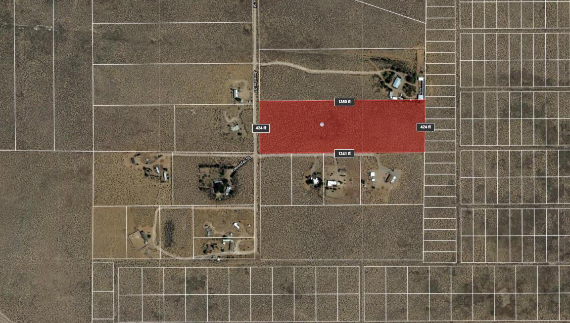 Lot 32 Jennifer Street Property Photo - Rio Communities, NM real estate listing