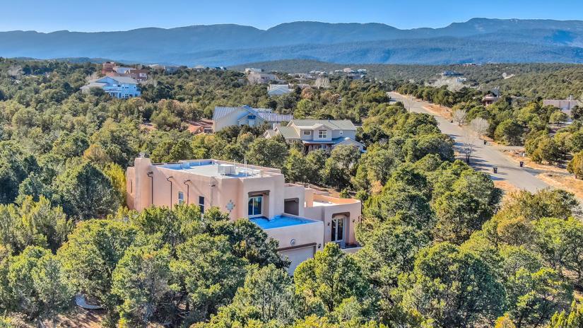 2 KIVA Loop Property Photo - Sandia Park, NM real estate listing