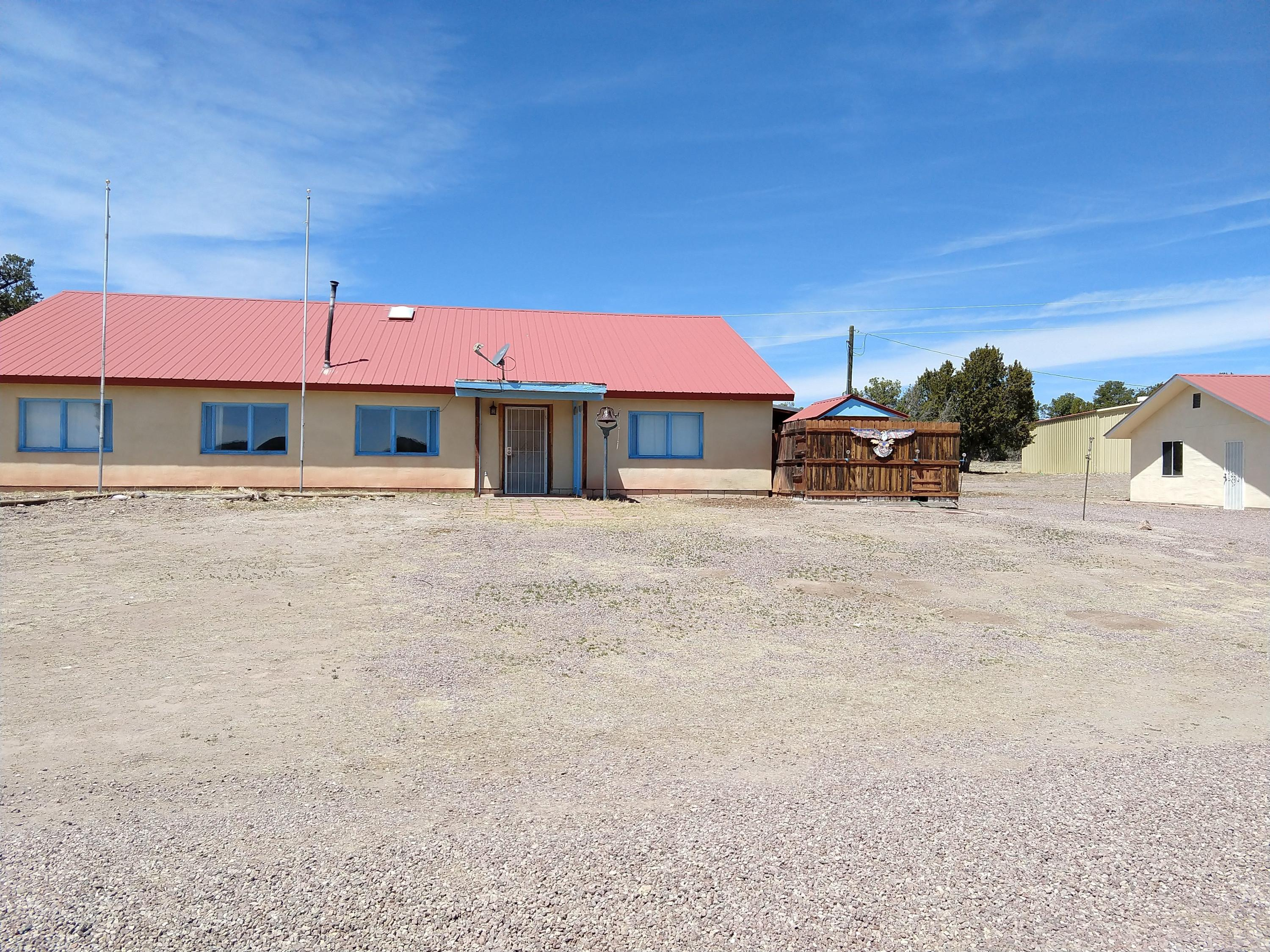 143 NAVAJO Way Property Photo - Datil, NM real estate listing