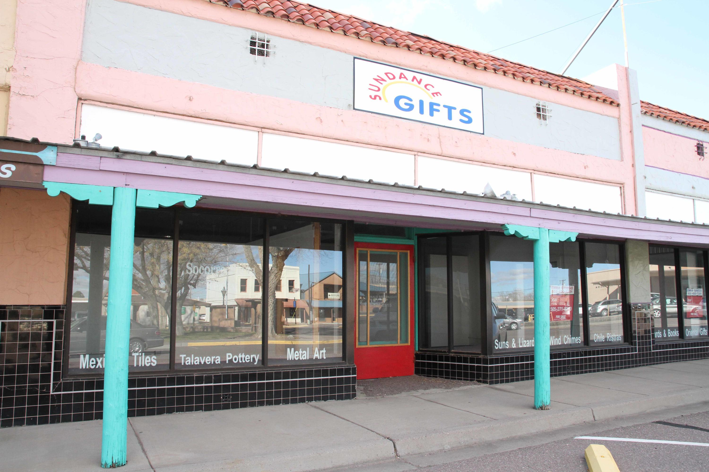 116 & 118 Plaza Street Property Photo - Socorro, NM real estate listing