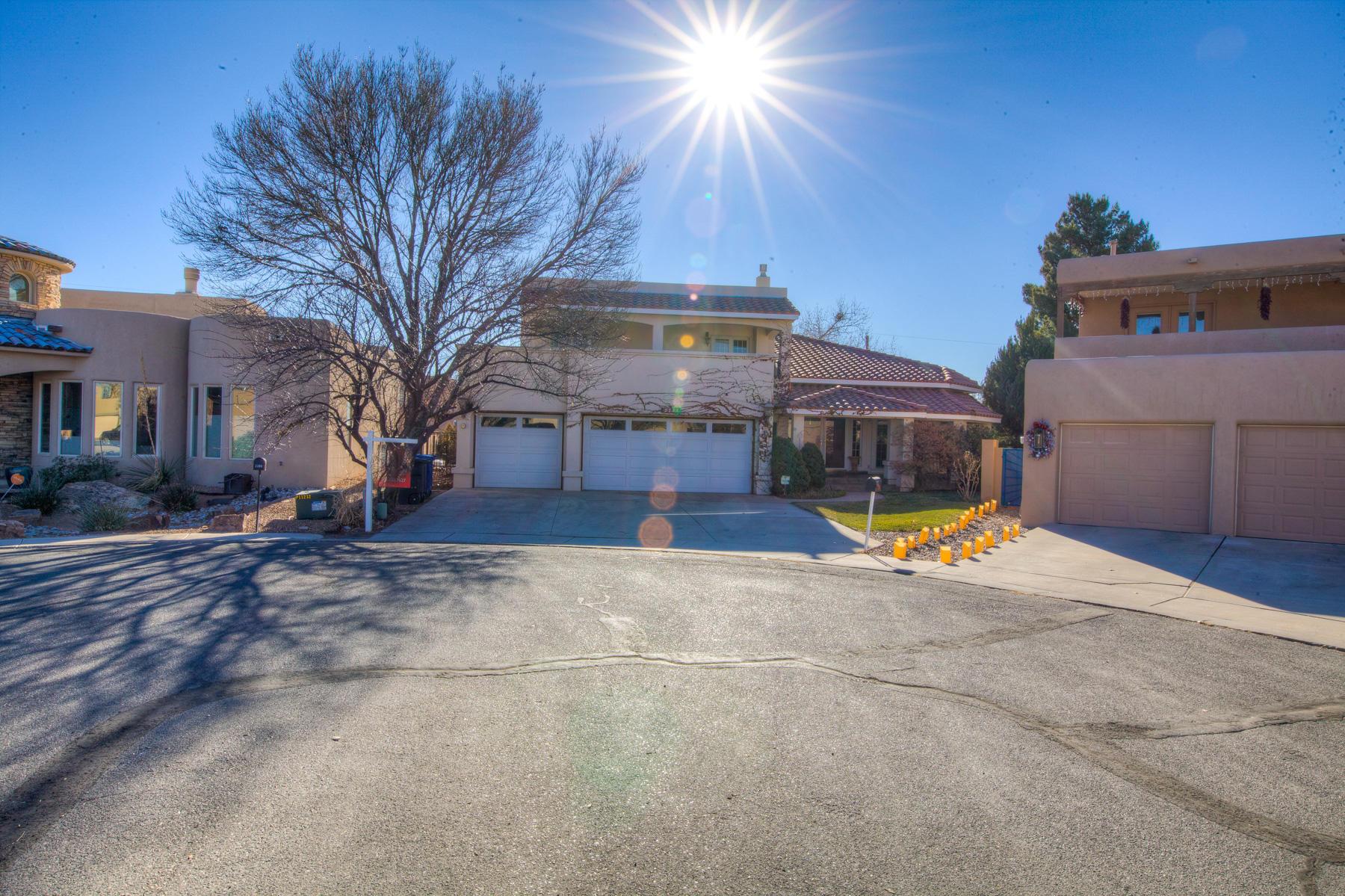 2201 VIA SEVILLE Road NW Property Photo - Albuquerque, NM real estate listing