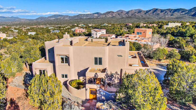 56 KIVA Loop Property Photo - Sandia Park, NM real estate listing