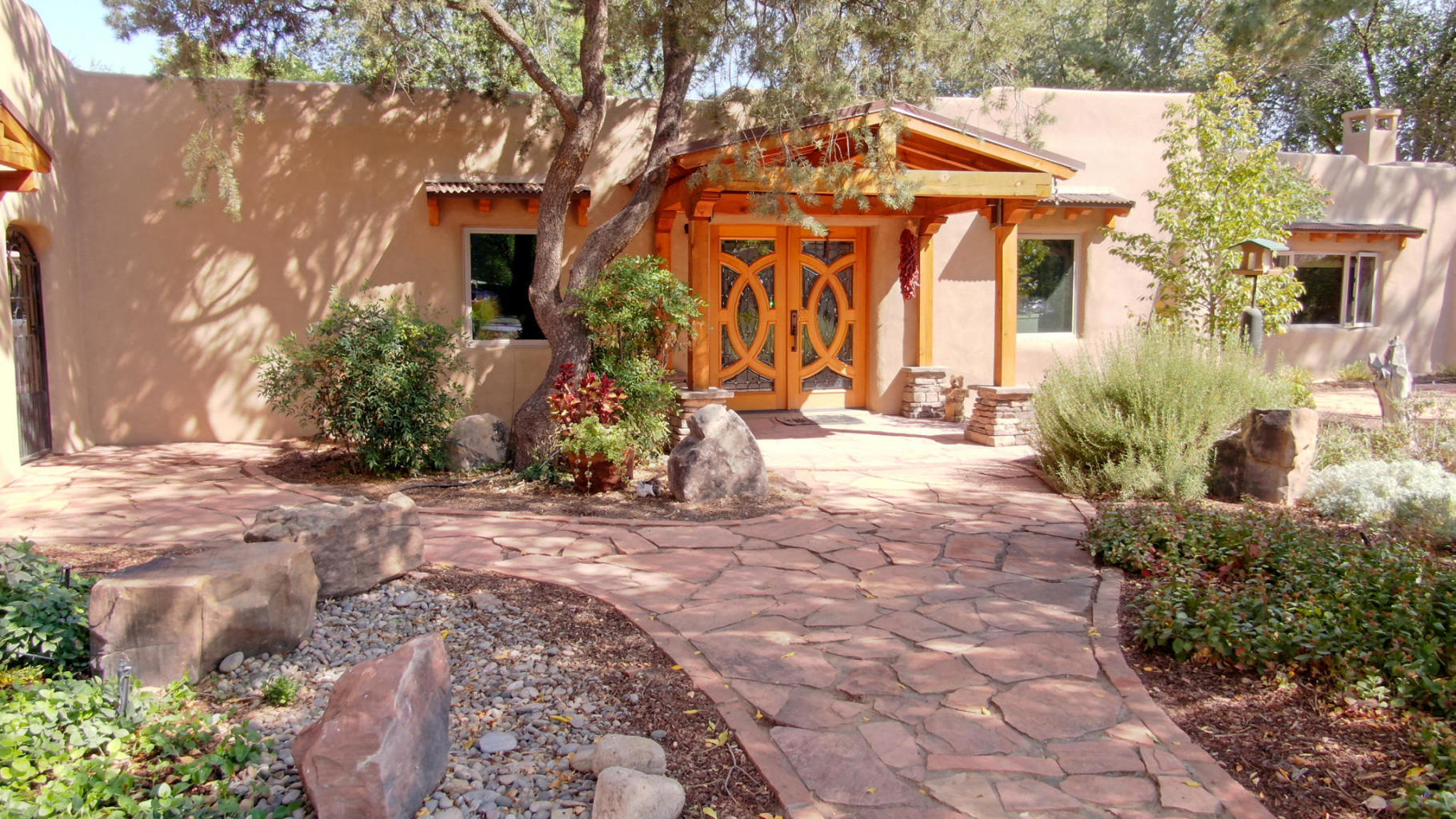 3563 Corrales Road Property Photo - Corrales, NM real estate listing