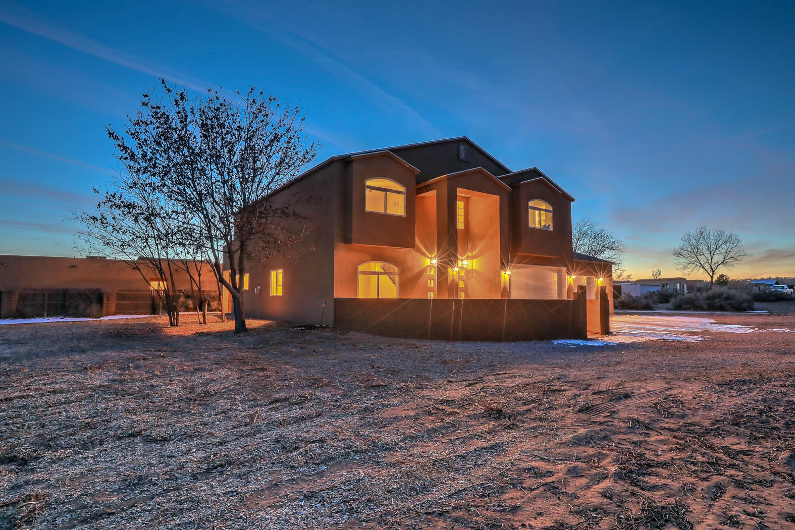 535 Angel Road Property Photo - Corrales, NM real estate listing