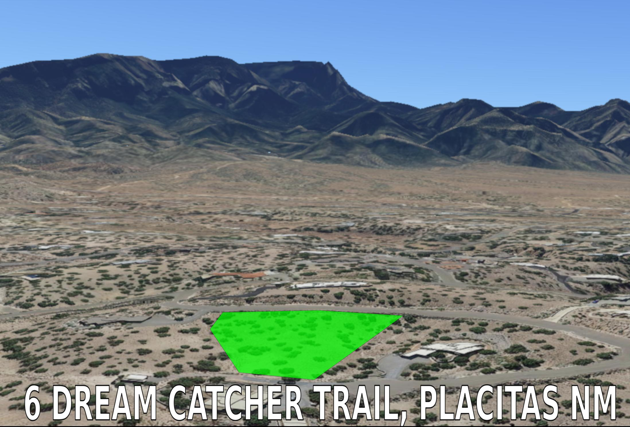 6 Dream Catcher Trail Property Photo - Placitas, NM real estate listing