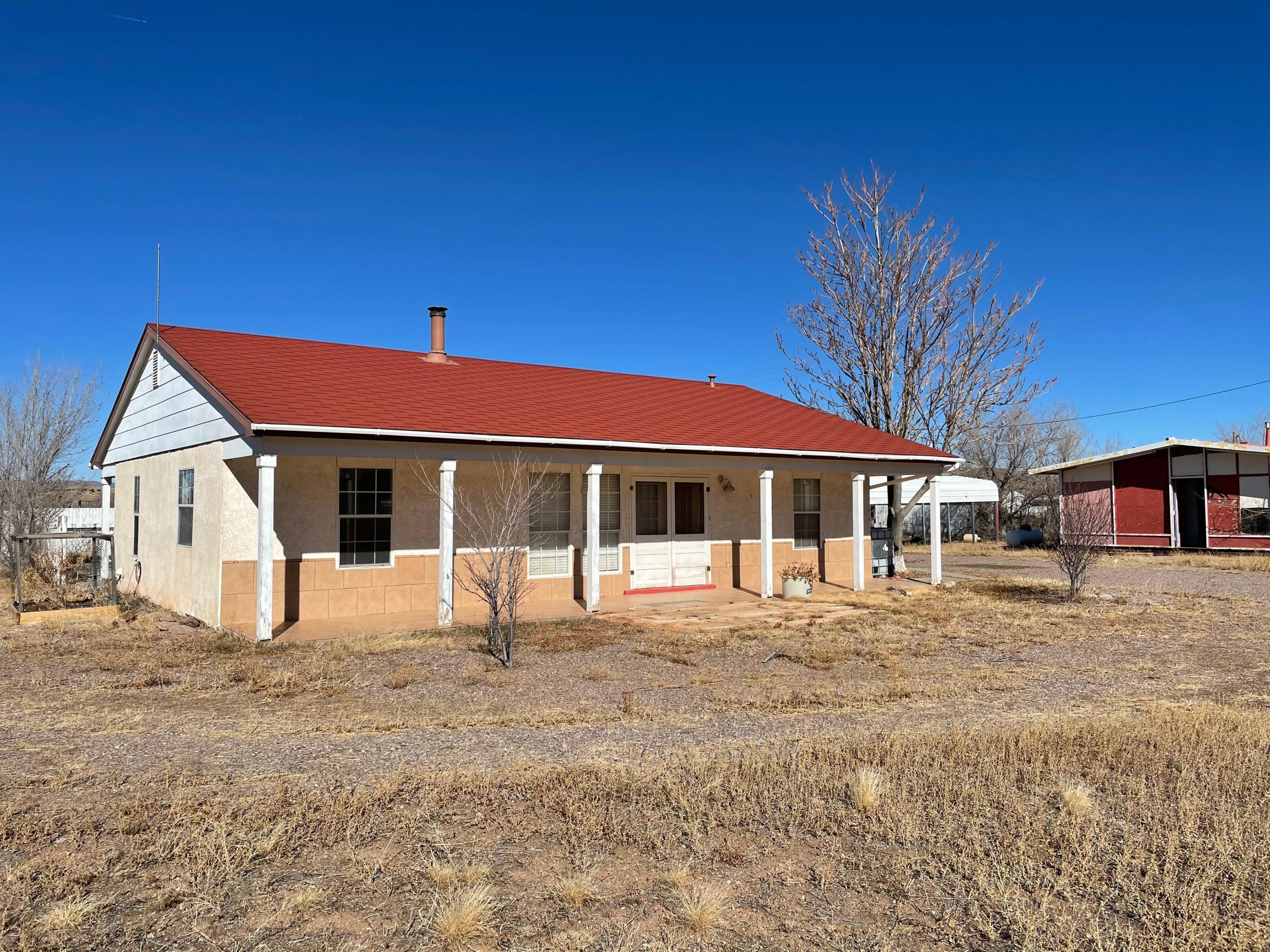 204 Fifth Street Property Photo - Magdalena, NM real estate listing