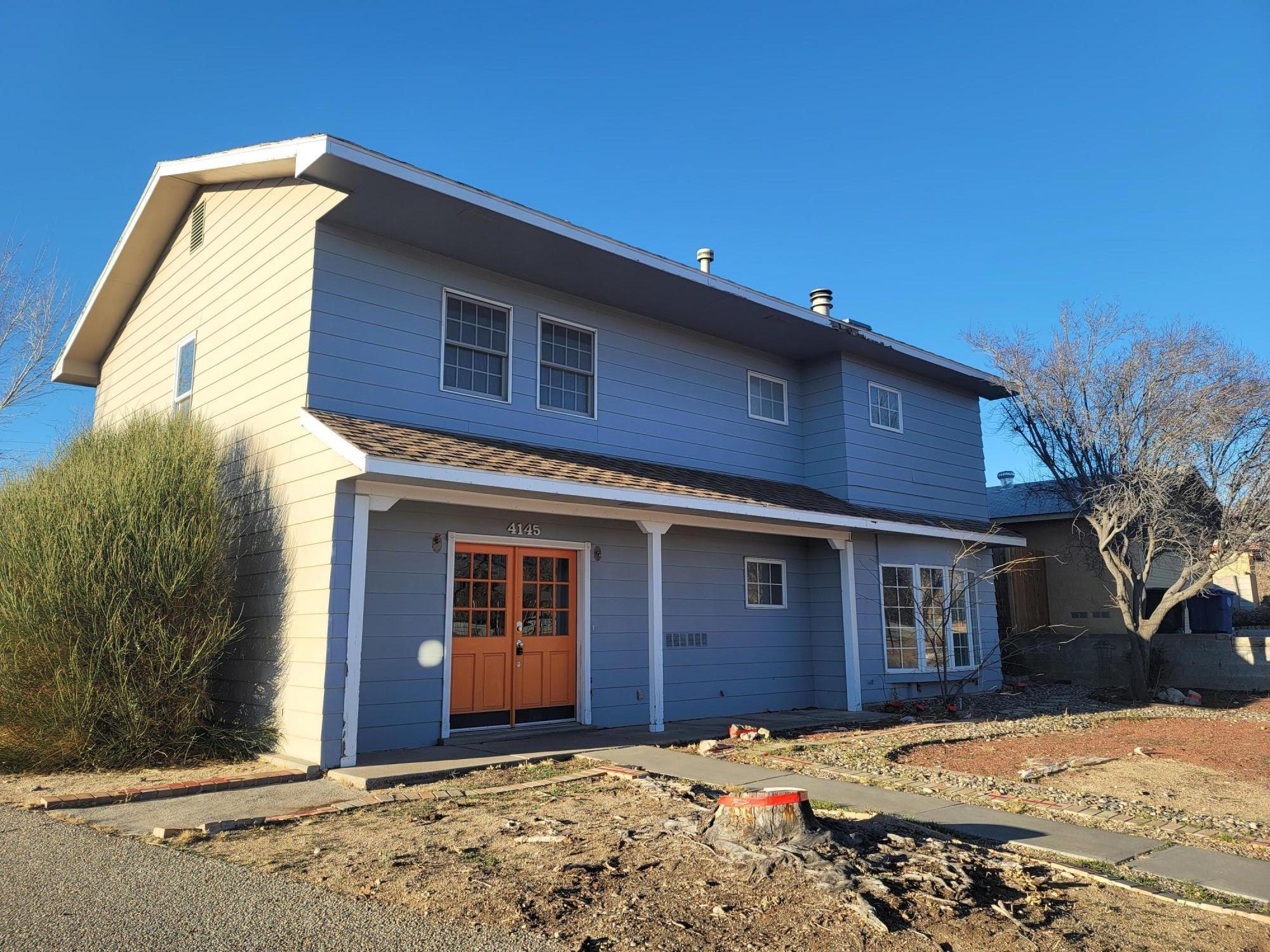 4145 CHAMA Street NE Property Photo - Albuquerque, NM real estate listing