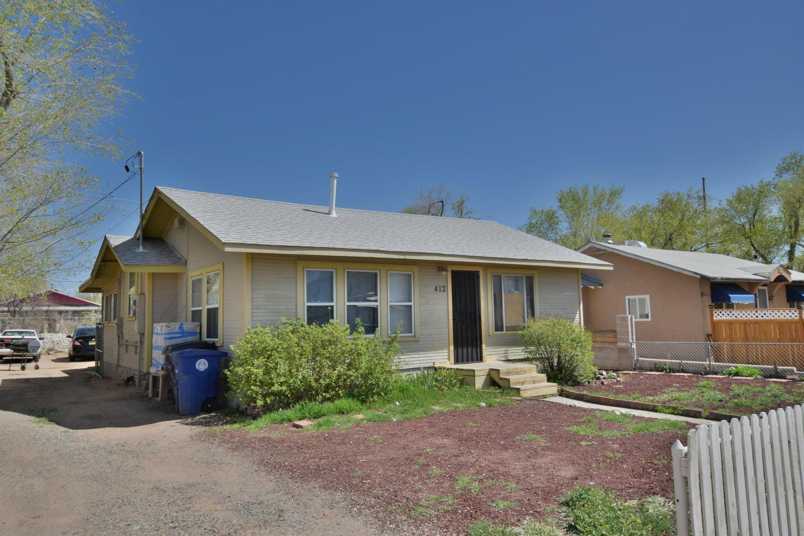 412 Harvard Drive SE Property Photo - Albuquerque, NM real estate listing