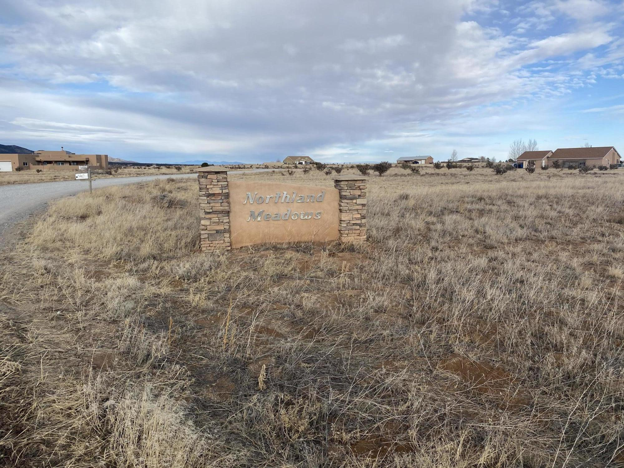 44 NORTHLAND MEADOWS Drive Property Photo - Edgewood, NM real estate listing