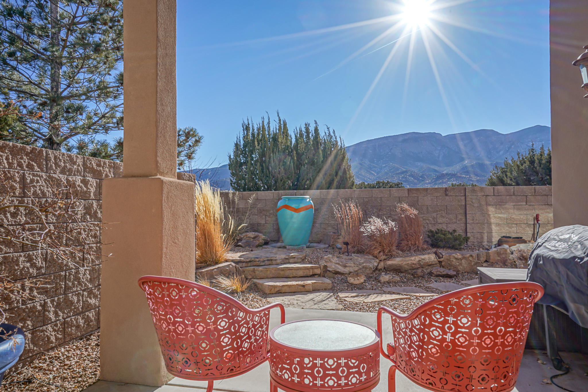 10 MORNING STAR Court Property Photo - Placitas, NM real estate listing