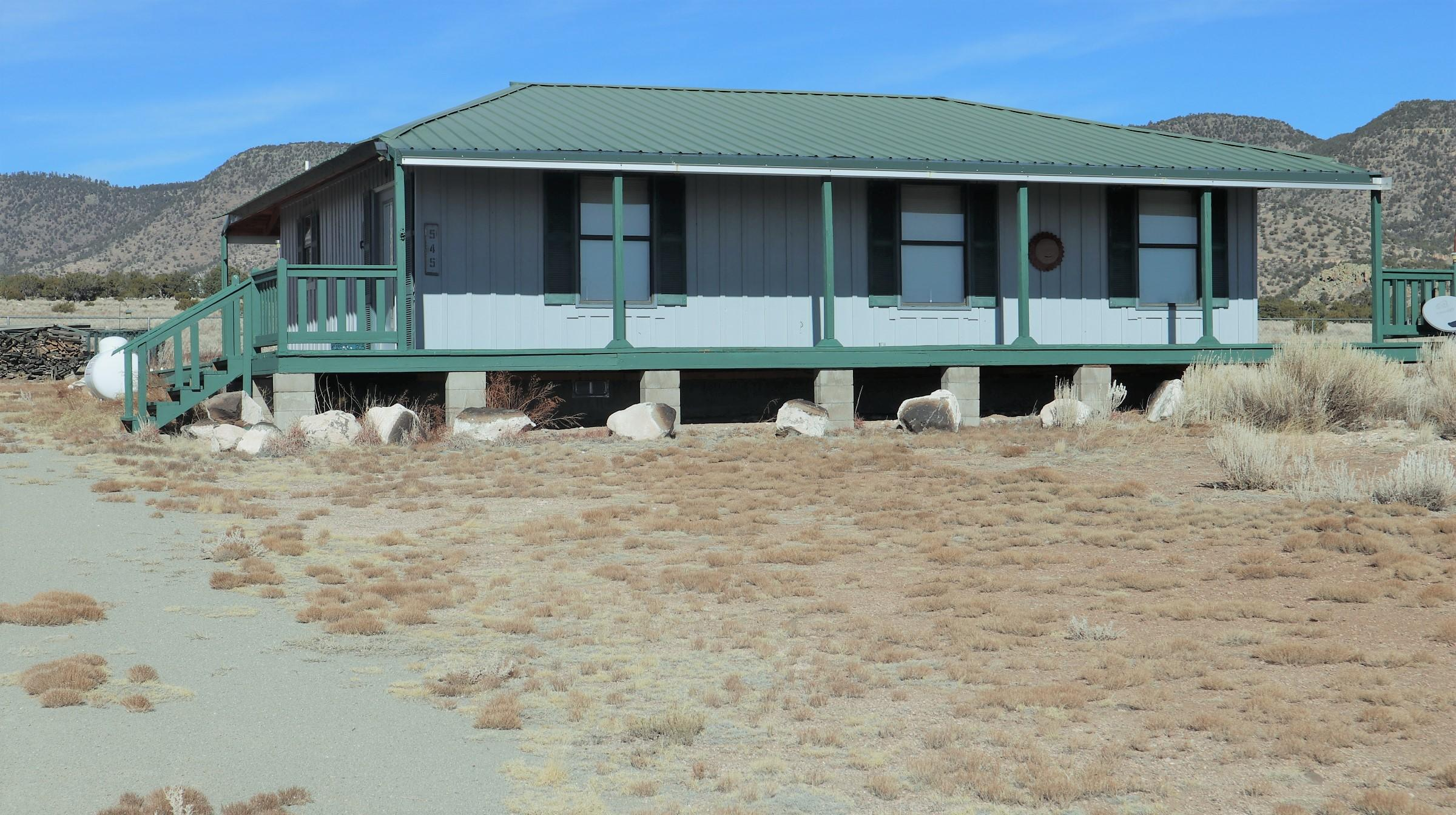 545 Southern Trail Trail Property Photo - Datil, NM real estate listing