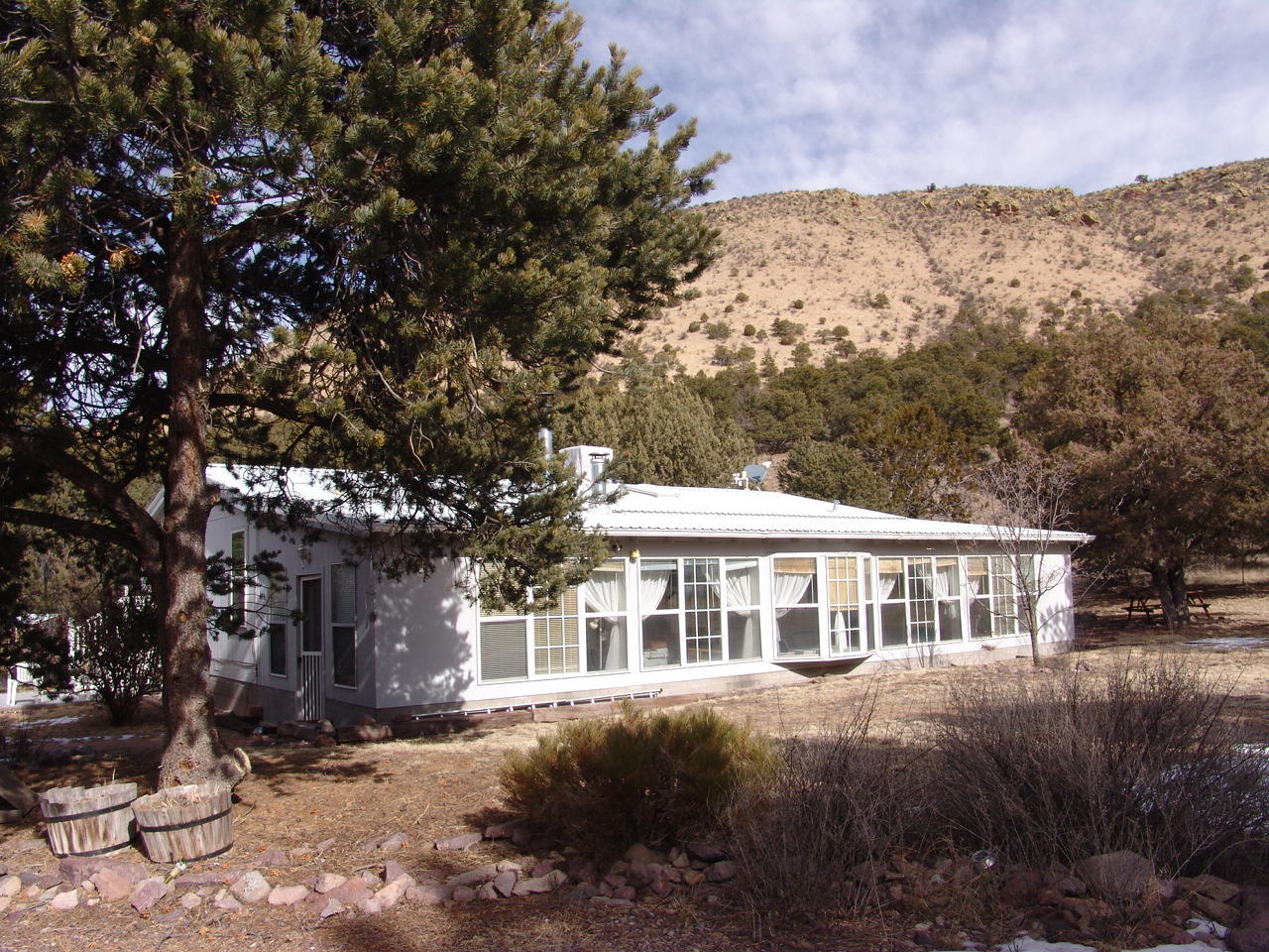 232 Hop Canyon Property Photo - Magdalena, NM real estate listing