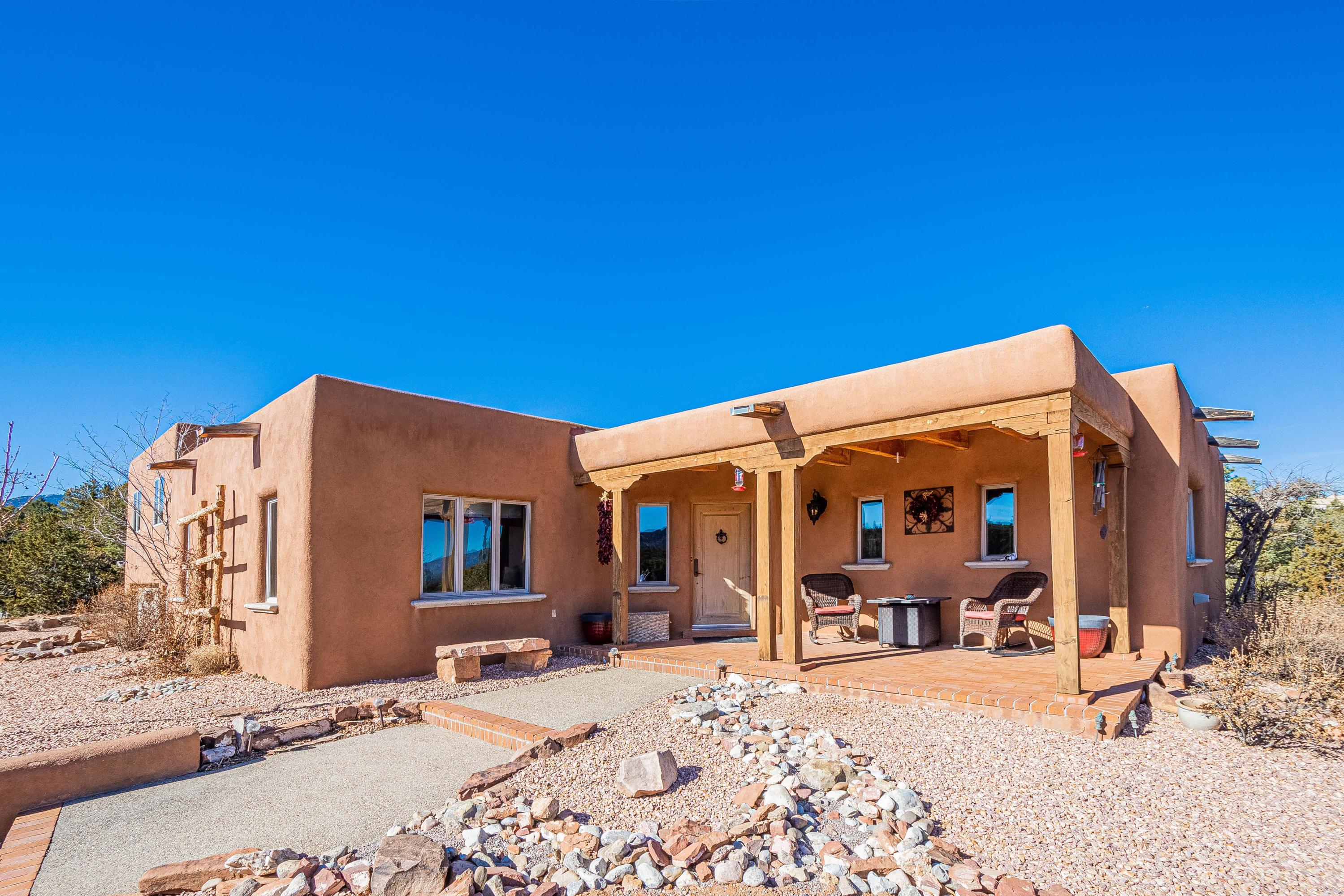46 KIVA Place Property Photo - Sandia Park, NM real estate listing