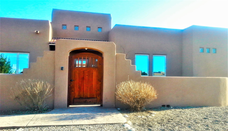 316 CAMINO DE LAS HUERTAS Property Photo - Placitas, NM real estate listing