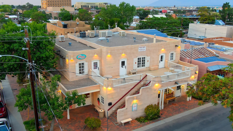 400 &404 Romero Street NW Property Photo - Albuquerque, NM real estate listing