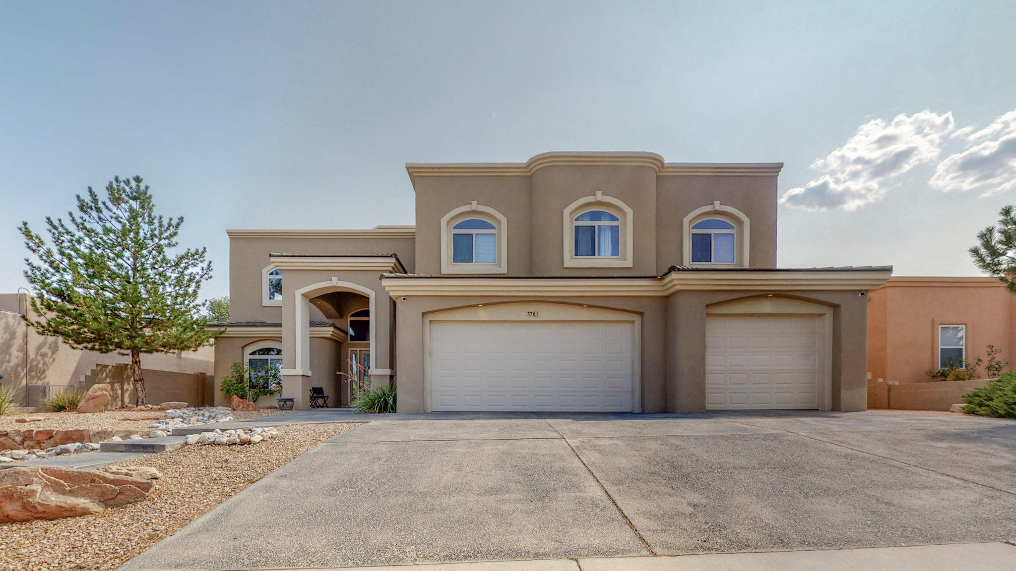 3761 SPYGLASS Loop SE Property Photo - Rio Rancho, NM real estate listing