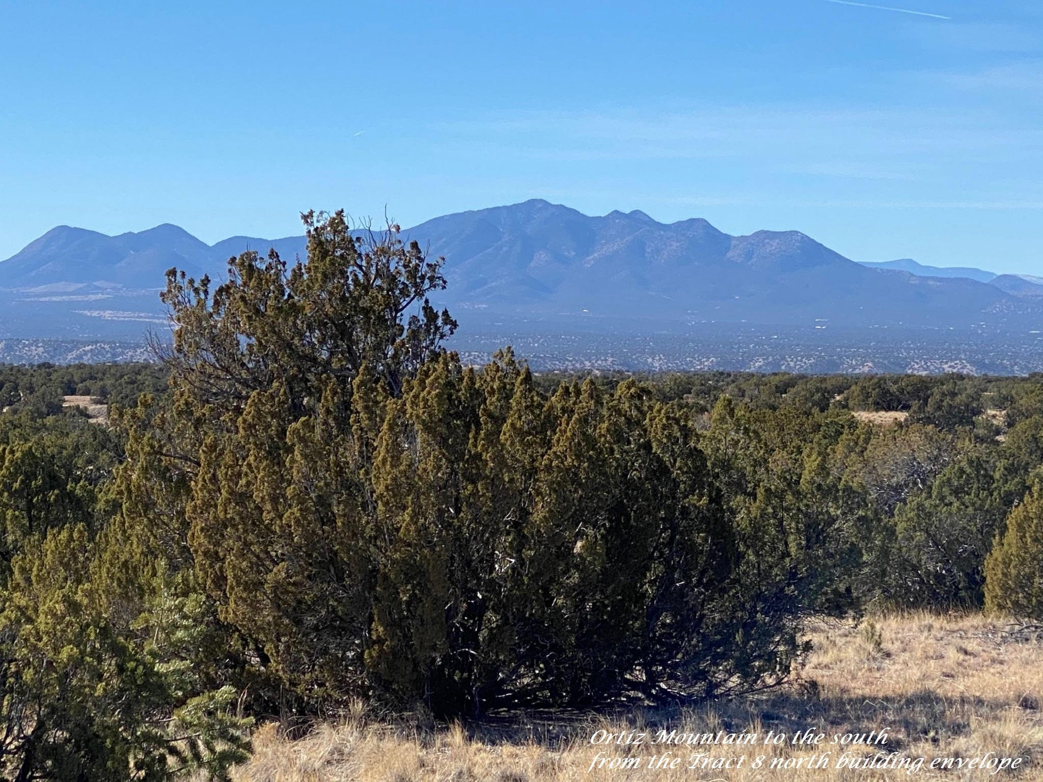 84 West Basin Ridge Road #Tract 8 Property Photo - Galisteo, NM real estate listing