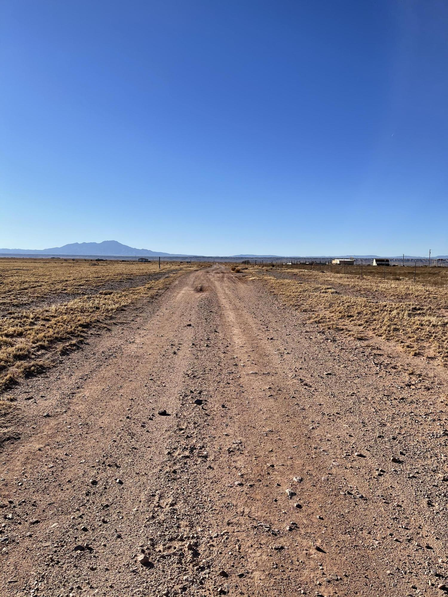 Roberto Avenue Property Photo - Veguita, NM real estate listing