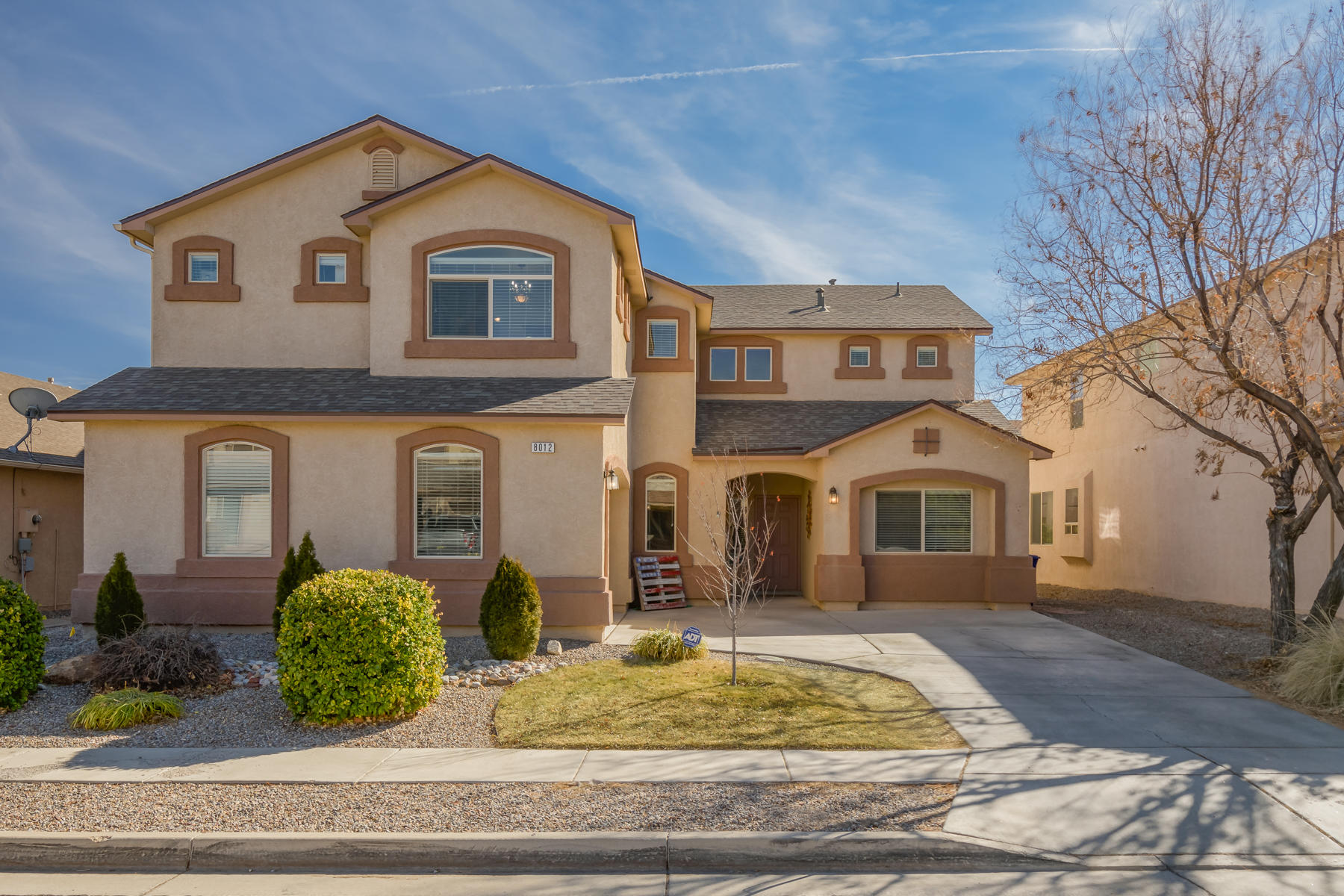 8012 PONY HILLS Place NW Property Photo - Albuquerque, NM real estate listing