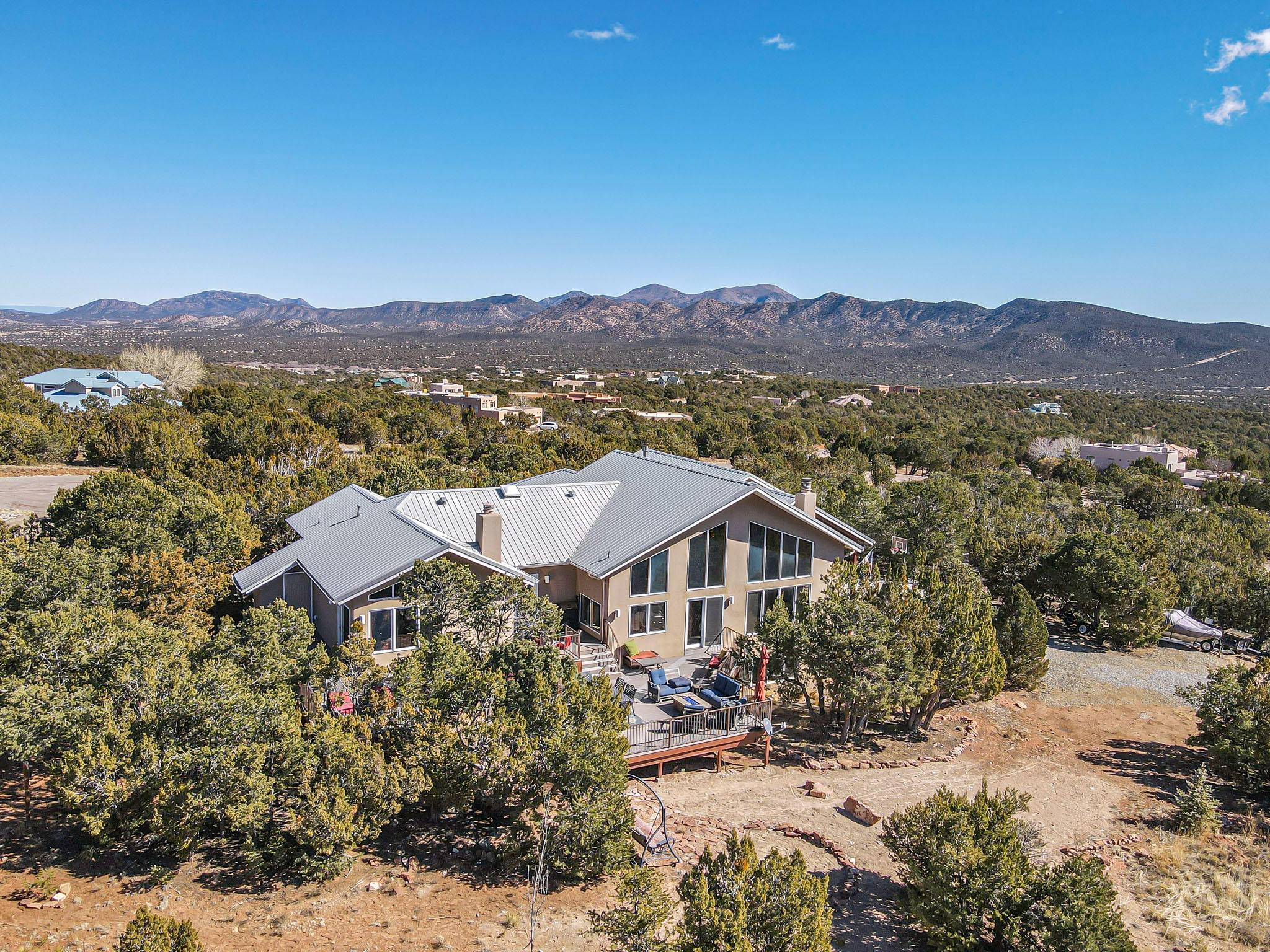 6 Metate Drive Property Photo - Sandia Park, NM real estate listing