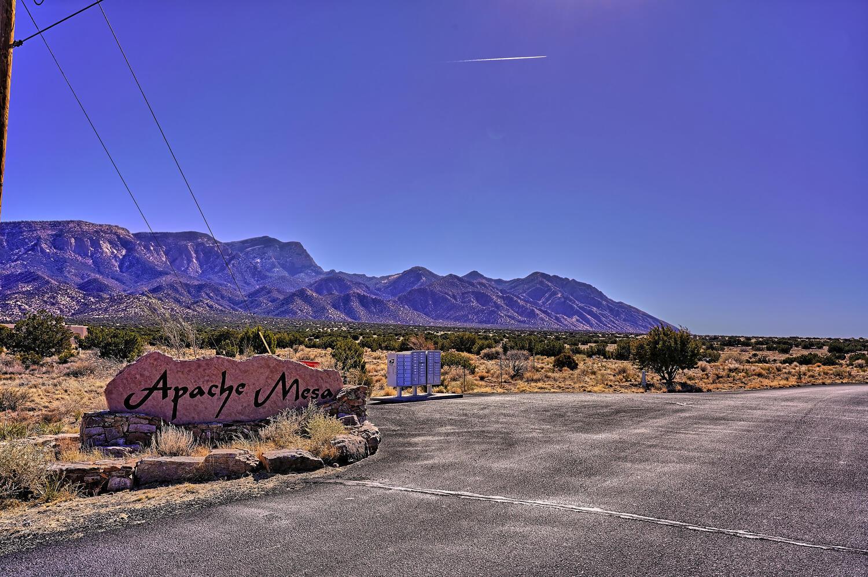 Lot 32 Apache Mesa Road Property Photo - Placitas, NM real estate listing
