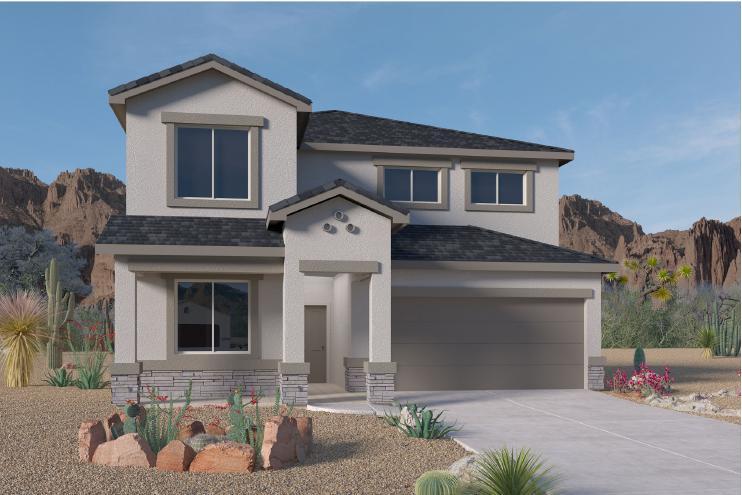 4316 Skyline Loop Property Photo - Rio Rancho, NM real estate listing