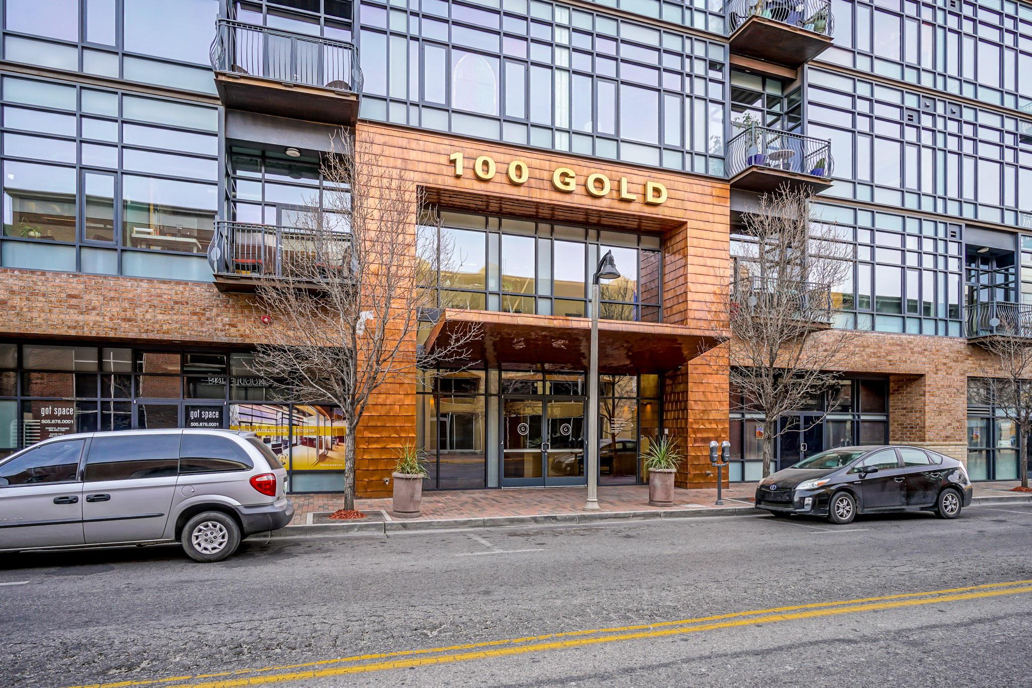 100 GOLD Avenue SW #601 Property Photo - Albuquerque, NM real estate listing